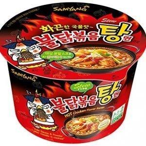 Samyang Hot Chicken Ramen Stew Bowl 120g