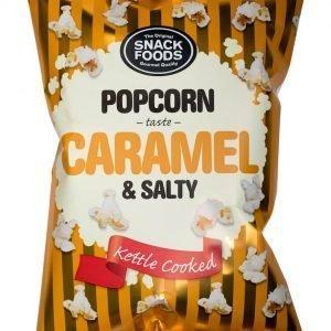 Snacks Food Caramel & Salty Popcorn 65g