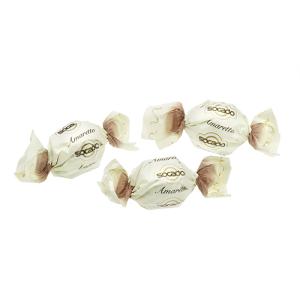Socado Praline Twist Amaretto 1kg