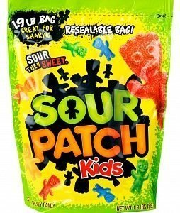 Sour Patch Kids 862g