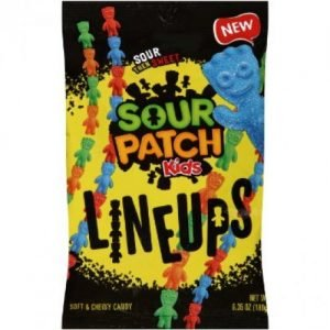Sour Patch Kids Chewy Lineups 180gram