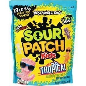 Sour Patch Kids Tropical 862g