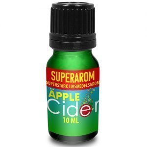 Superarom Apple Cider 10ML