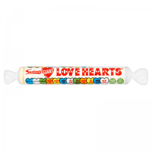Swizzels Giant Love Hearts 39g