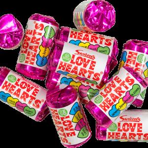 Swizzels Love Hearts 3kg
