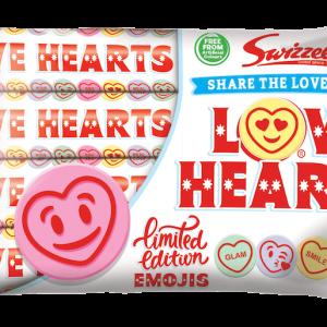 Swizzels Love Hearts 4-pack 156g