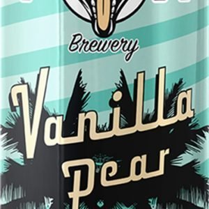 The Dirtwater Fox Vanilla Pear 25cl