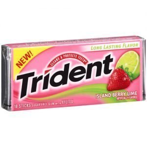 Trident Island Berry Lime Escape