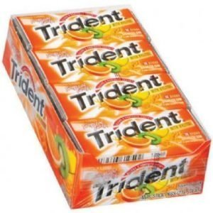 Trident Tropical Twist Flavour Gum