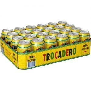 Trocadero 33cl - 24-pack