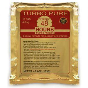 Turbojäst Turbo Pure 48 Hours/18%