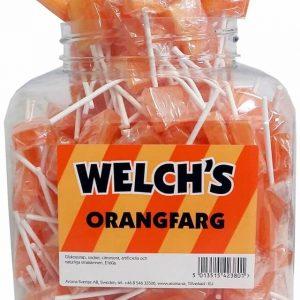 Welch Klubbor - Apelsin 180st