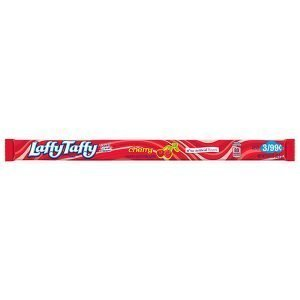 Wonka Laffy Taffy Cherry Rope 23g