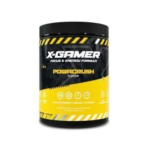 X-GAMER X-Tubz Powacrush 600g