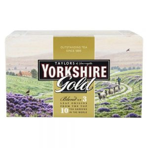 Yorkshire Gold Teabags 125g