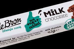 deBron Mjölkchoklad 42g