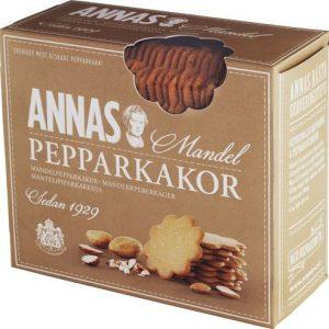 Annas Pepparkakor - Mandel 300g