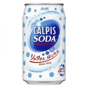Asahi Calpis Soda 350ml