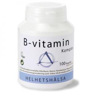 B-vitamin kompl 100k veg