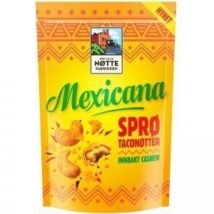 Cashewnötter Taco - 51% rabatt