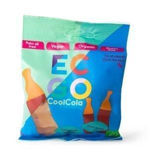 EC:GO Vingummi Cool Cola Ø - 75 G