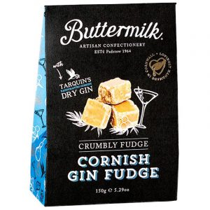 "Fudge ""Cornish Gin Fudge"" 150g - 58% rabatt"