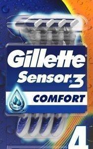 Gillette Sensor3, 4 st
