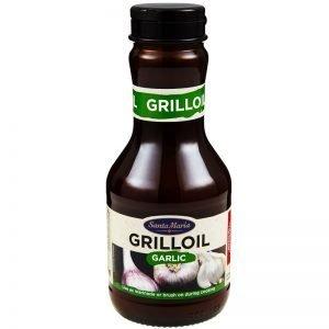 Grillolja Vitlök - 32% rabatt