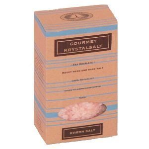 Himalaya Salt Dreams Kværn Salt - 500 G