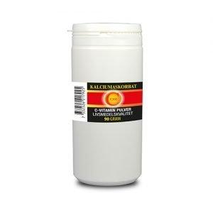 Kalciumaskorbat C vitamin 90 g