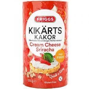 Kikärtskakor Cream Cheese Sriracha - 37% rabatt