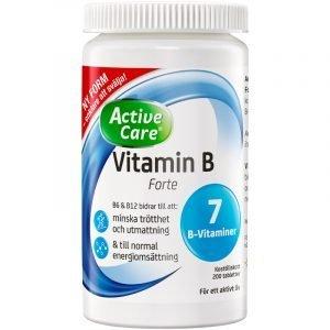 Kosttillskott Vitamin B - 40% rabatt