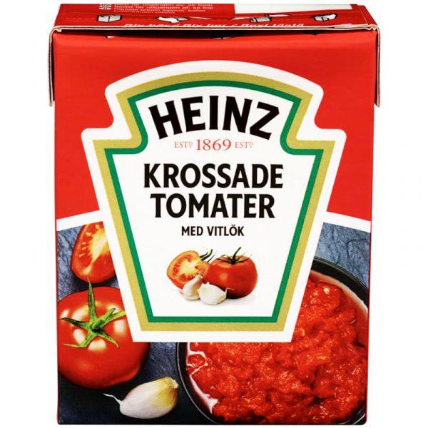 Krossade Tomater Vitlök - 17% rabatt