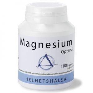 Magnesium optimal 135mg 100k veg