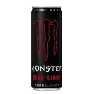Monster Energy Japan Cuba-Libre 355ml