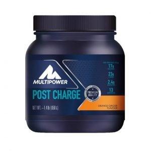 Post Charge Orange Ginger 650g