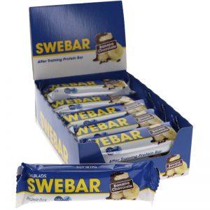 Proteinbars Banan & Choklad 15-pack - 30% rabatt