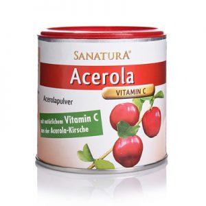 Acerola C-vitamin 100g