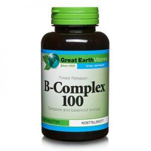 B-Complex 100 90t