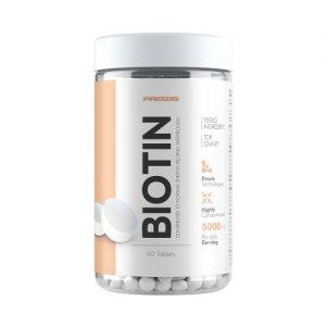 Biotin 60 tabletter