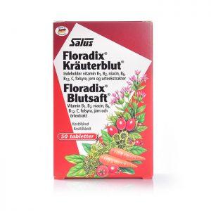 Blutsaft Floradix 50 tabletter