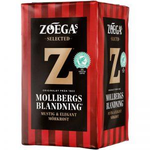 Bryggkaffe Mollbergs Blandning - 19% rabatt