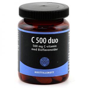 C 500 duo 100tabl