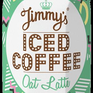 Jimmys Iced Coffee Oat Latte