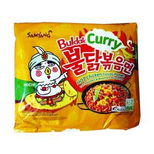 Samyang Hot chicken Curry flavor 140g