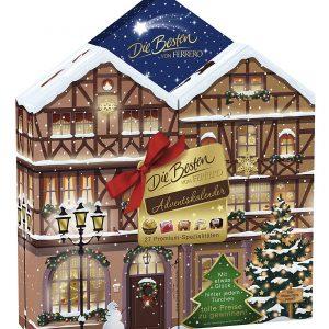 The best of Ferrero Adventkalender
