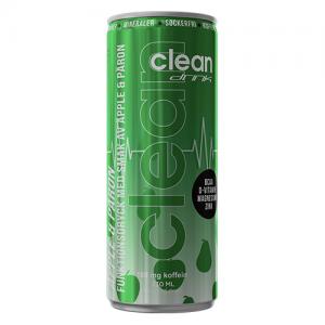 Clean Drink Äpple / Päron 330ml