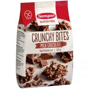 Crunchy Bites Milk Chocolate - 29% rabatt