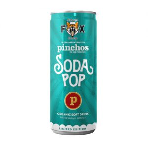 Dirtwater Fox Pincho Soda Pop 25cl