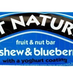 Eat Natural Blueberry Cashew & Yoghurt - 12 Bare - 12 Gram
